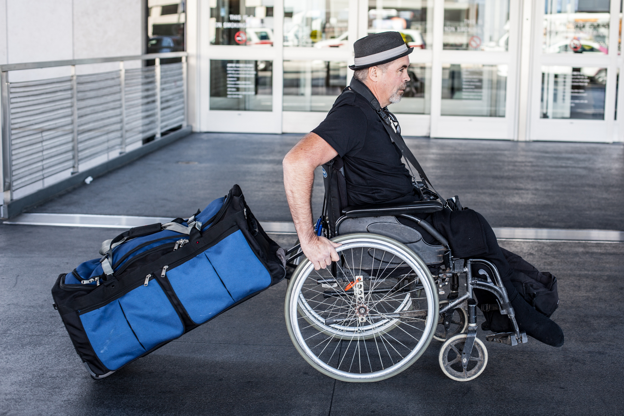 Is There Wheelchair Luggage